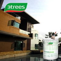 3TREES Anti-Stain Project Elastomeric Acrylic Water-based Wall coating