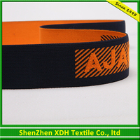 Factory customized webbing jacquard elastic band direct suppliers