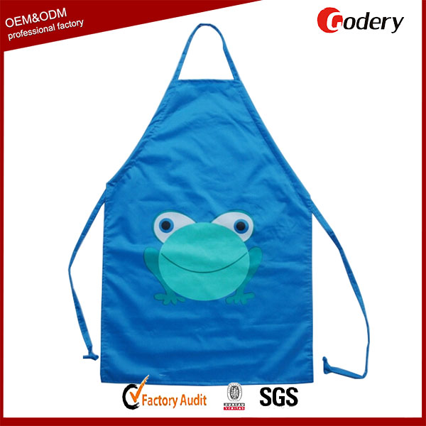 Hot selling wholesale kid pvc apron