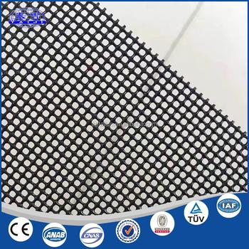 high quality bulletproof mesh steel security screen coated wire mesh