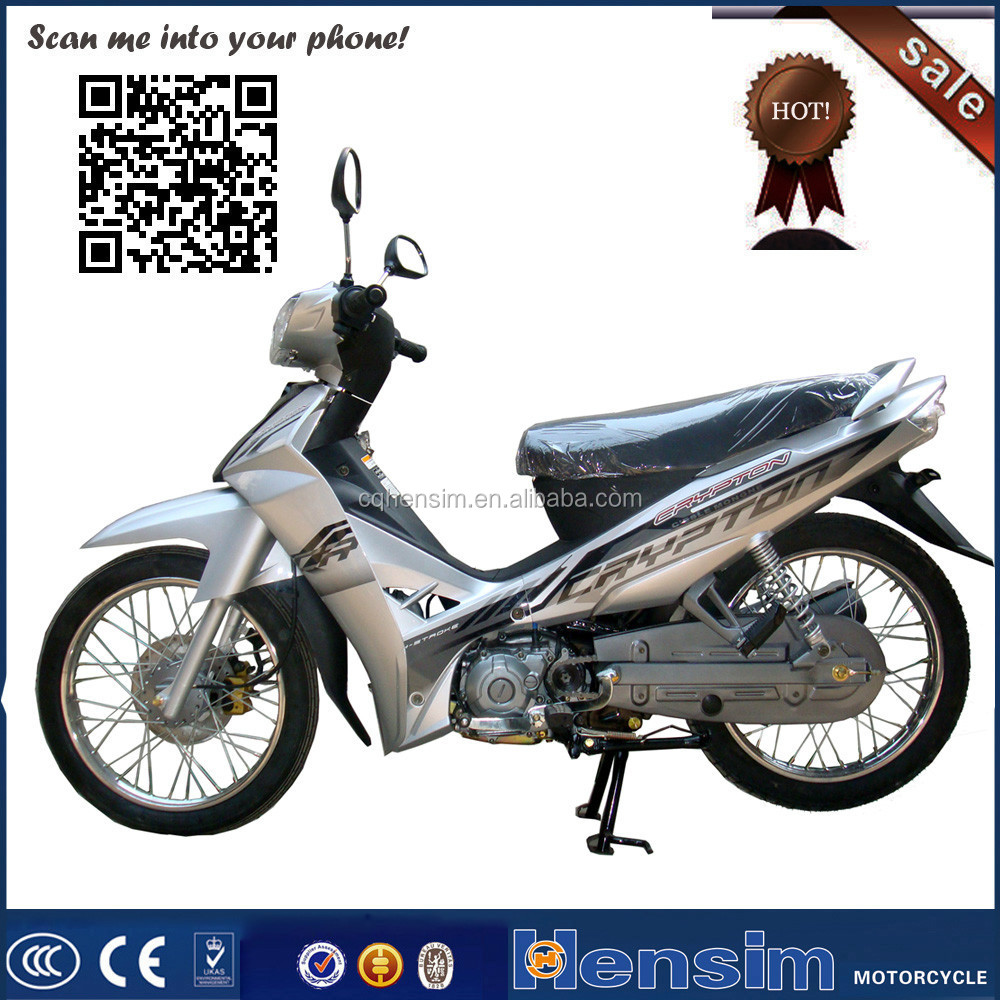 2014 Best Selling 110cc super automatic chinese motorcycle