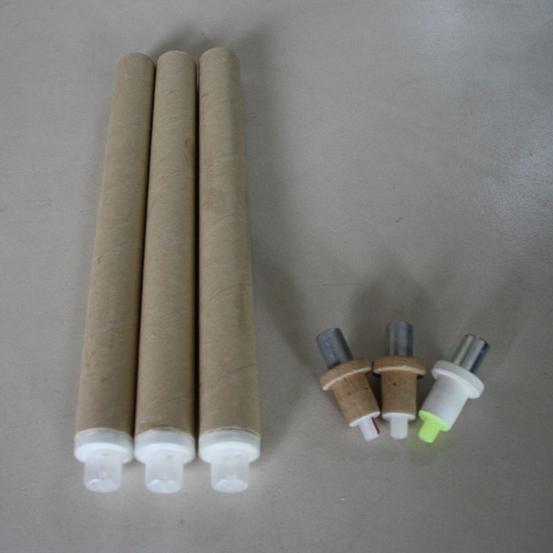 Pt Rh good quality fast reaction sensor expendable thermocouple for molten steel