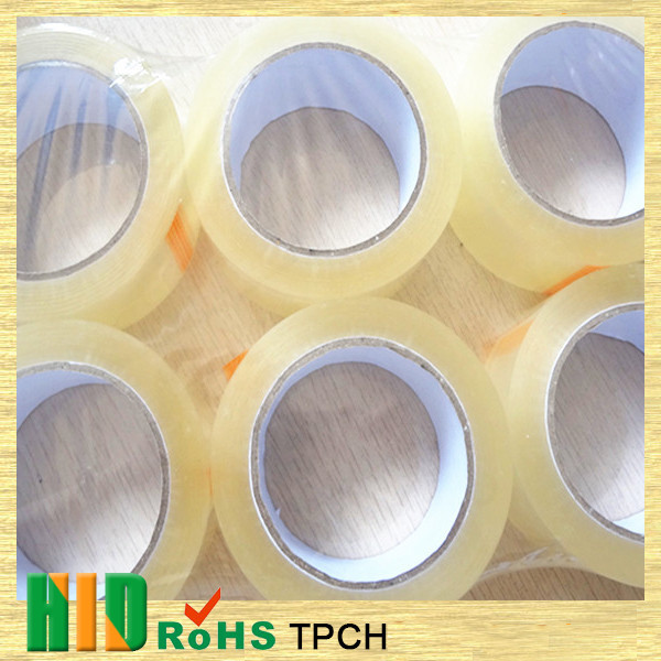 50 micron 48mm eco packaging tape string for packaging box