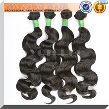 Hot Sale Indian Unprocessed Virgin Remy Double Drawn Asian Women Hair
