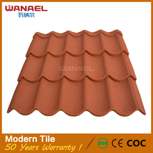 Wanael building materials first class quality sound proof types of roof covering sheets
