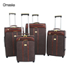 Fashionable Model Online Hot Sale Durable PU Fabric Lining High Quality Trolley Travel Bag