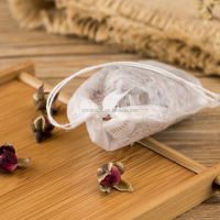 EMPTY 6*8.5CM Empty Tea Bag Biodegradable