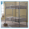 Fashion design bunk bed metal bed