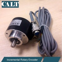 custom incremental quadrature rotary encoder speed sensor