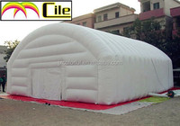 CILE 2015 newest Inflatable simple pure white bubble tent for sale/party/exhibition/event/advertising