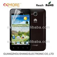Made in China dust-proof screen protector for huawei u8860 honor