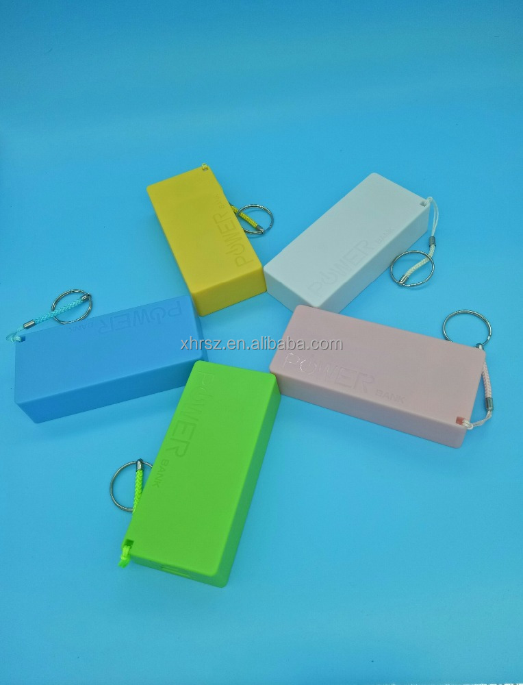 colorful powerbank,Hot Perfume power bank / keychain powerbank 5200 mah