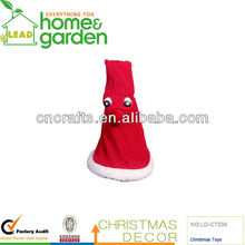 Merry Christmas Red Dancing Hat with Dynamic Music(3xAA)