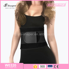 S-SHAPER Modern design Magic Slimming Belt,Private Label Belts,Velcro Waist Belt
