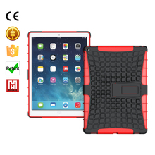 design your own custom design silicone+plastic for ipad cooling case