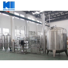 Latest technology Complete Water Treatment Drinking Water Purification Plant