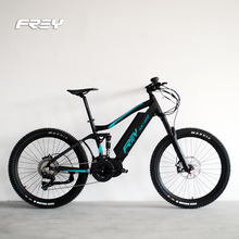 High end 27.5+ 29er Electric MTB full suspension OEM and Customization.