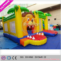 lily toys China adult bounce house inflatable, big inflatable bouncy castles, inflatable jumping bouncer for sale