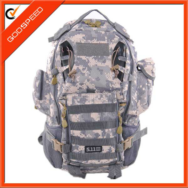 Camping backpack anti-shock military bag for tactical