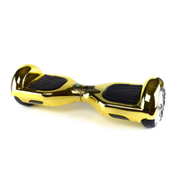 Best Selling Scooter 6.5 Inch 2 Wheels,Electric Hover Board,Self Balancing Bike,Plating Color,Free Shipping