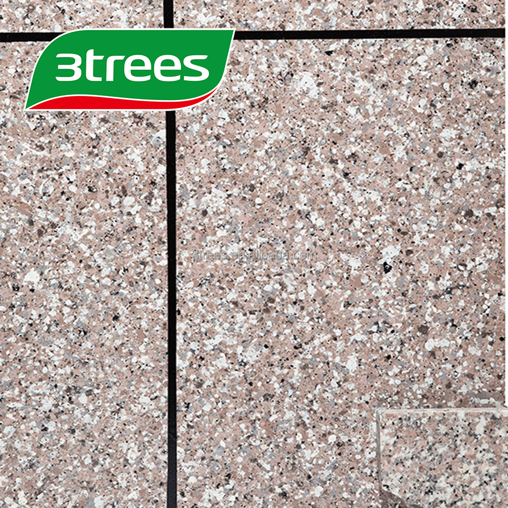 3TREES Liquid State Granite Effect Colorful Coating
