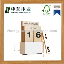 wooden advent calendar wholesale
