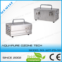 Hi tech popular portable ozone concentrator