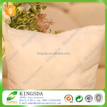 PP spunbond nonwoven fabric latest design pillow case cushion cover