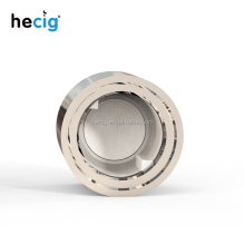 Hecig Honour Best vaporizer for wax and dry herb with big ceramic chip coil vaporizer parts