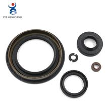 OEM mechanical spare parts rubber floating oil seal and o ring