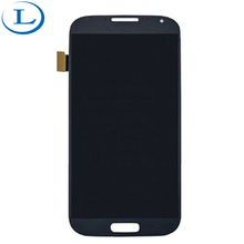 Smartphone parts for Samsung galaxy s4 replacement lcd touch screen glass digitizer factory and gold