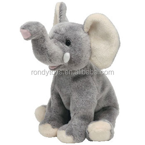 Cutie Large Stuffed Elephant Plush Stuffed Animals For Babies