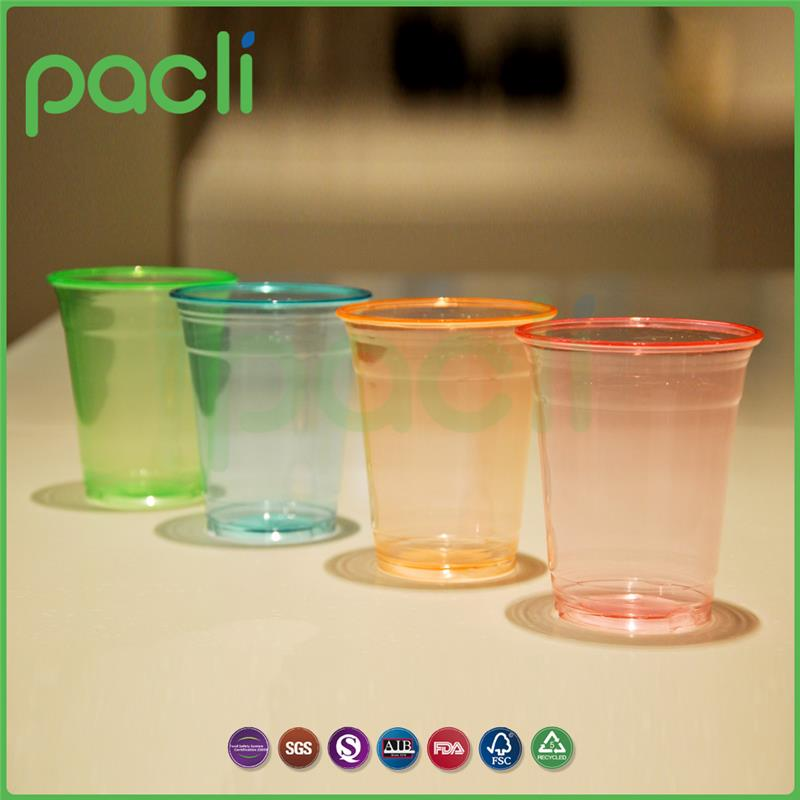 Enough stocked Product diversity ice tube plastic cup
