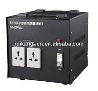 5000watts step down transformer 220 to 110