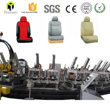 China assembly chair polyurethane car and bus seat foam production line
