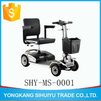 Good Quality Four Wheel Electric Mobility Scooter