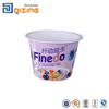 high quality yogurt cup with lid and sealing flim