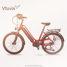 Chinese 36v 250w lady city electric bicycle bike