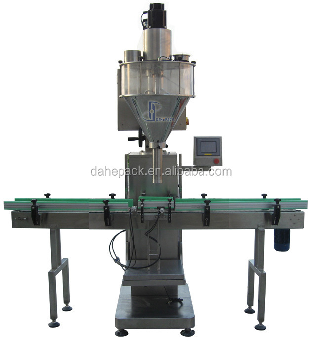 Automatic Linear Gravimetric Auger Filler