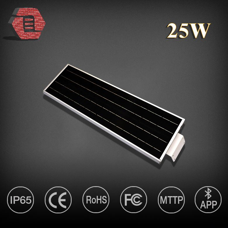 HHE New All In One LED Solar Light 18W 20W 25W 30W 40W 3 Years warranty LYAXAIO25WA163