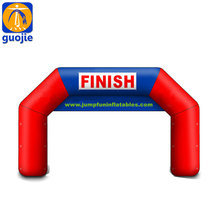 PVC tarpualin inflatable arch for advertising