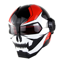 Transformers Unique Full Face Helmet Motorcycle