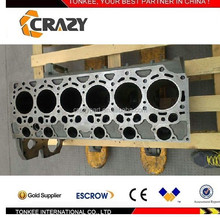 Diesel engine DEUTZ D6D cylinder block for EC210B, excavator spare parts,D6D engine parts