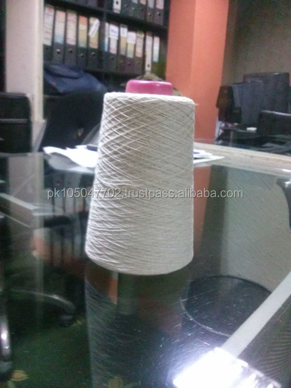 AUTO CORO 25% POLYESTER 75% COTTON YARN (FINISH)