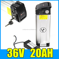 Rechargeable Ebike Battery 36v 20ah Lithium
