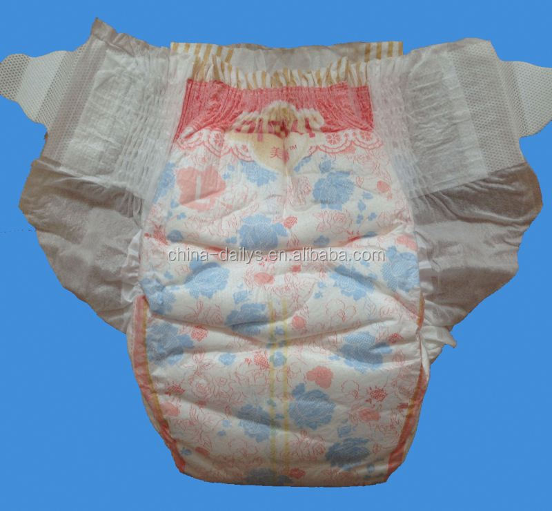 biodegradable bamboo disposable diaper