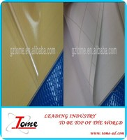 3D pvc cold laminating film with adhesive for photo, High UV Resistance Cold laminating film