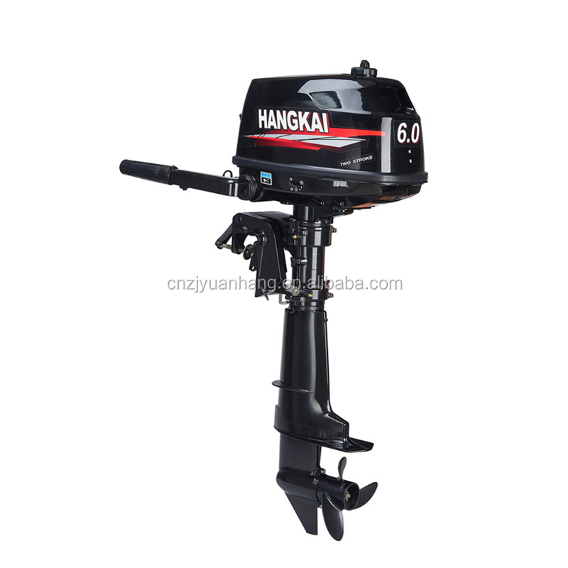 Chinese 6hp 2 Stroke Boat Engine Outboard Buy New 6hp