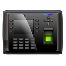 HF Iclock700 Cheap Rfid Reader Sim Card Biometric Attendance Machine with 2 Years Warranty