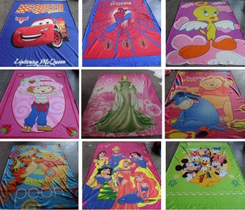 hot selling super soft printed polar fleece blanket made in china